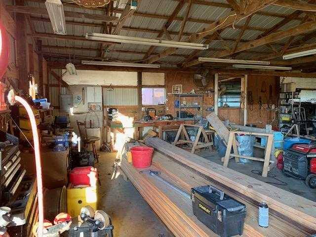Country home acreage, house horses, small ranch pond, stock,  | 1884 Double Springs Rd Stuart, OK 74570 35