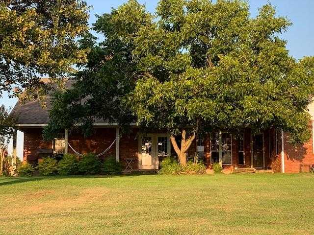 Country home acreage, house horses, small ranch pond, stock,  | 1884 Double Springs Rd Stuart, OK 74570 3