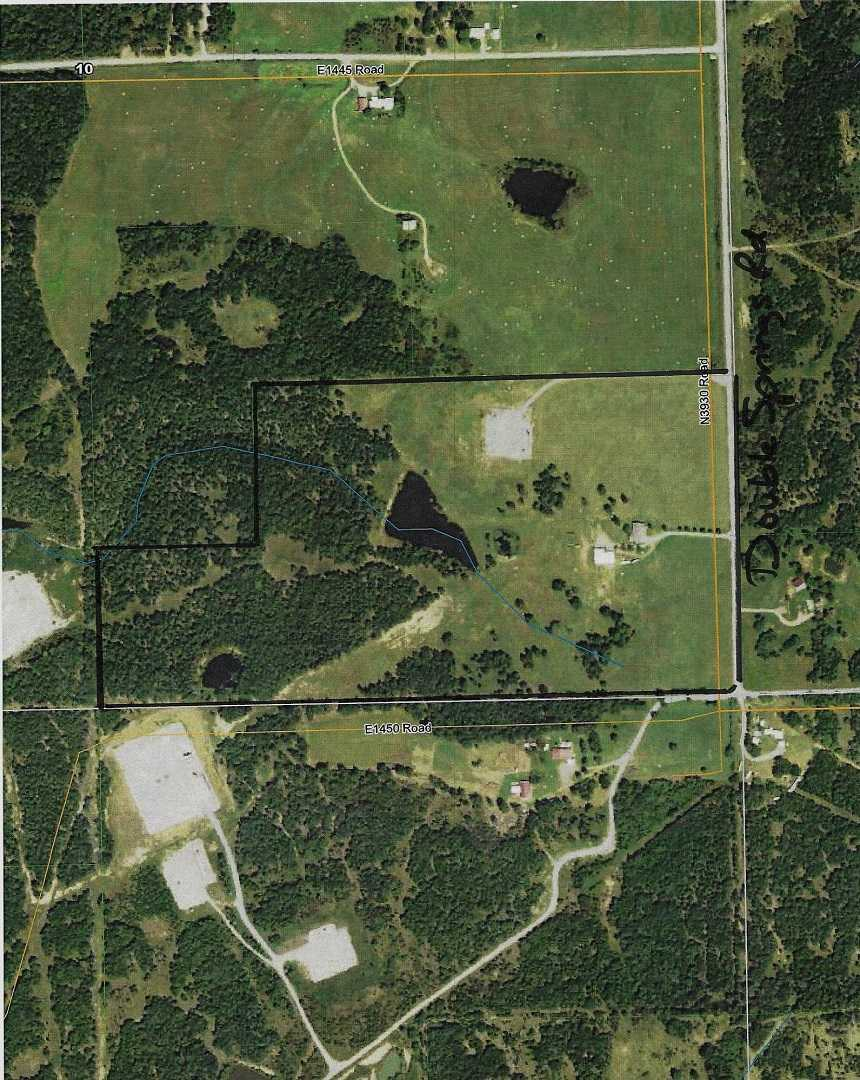 Country home acreage, house horses, small ranch pond, stock,  | 1884 Double Springs Rd Stuart, OK 74570 55
