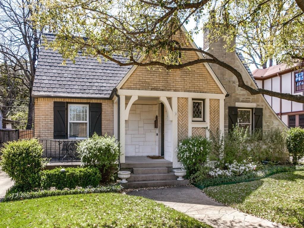 Sold Property | 6418 Westlake Avenue Dallas, Texas 75214 1