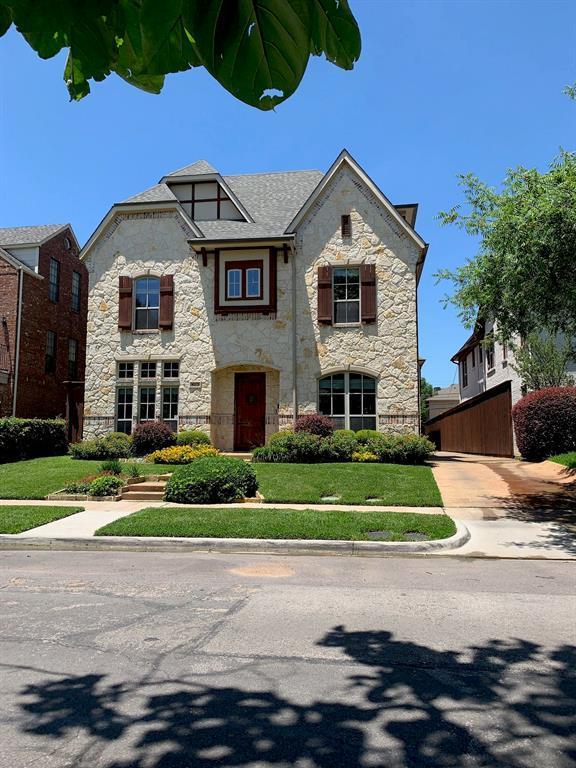 Active | 4113 Herschel  Avenue Dallas, TX 75219 0