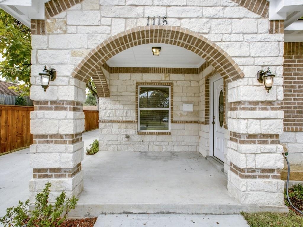 Sold Property | 1115 S Tyler Street Dallas, Texas 75208 1