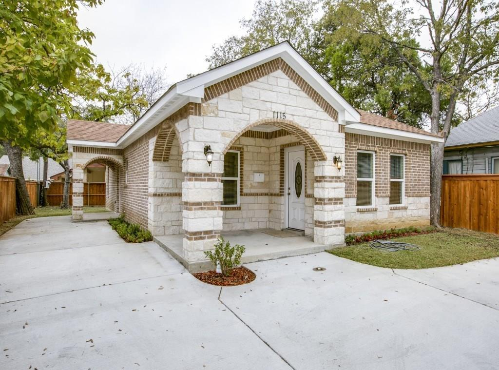 Sold Property | 1115 S Tyler Street Dallas, Texas 75208 24