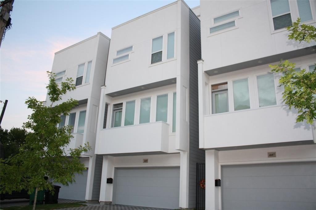 Property for Rent | 4605 La Branch Street Houston, TX 77004 0