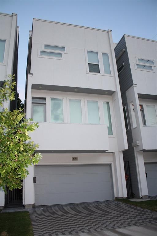 Property for Rent | 4605 La Branch Street Houston, TX 77004 1