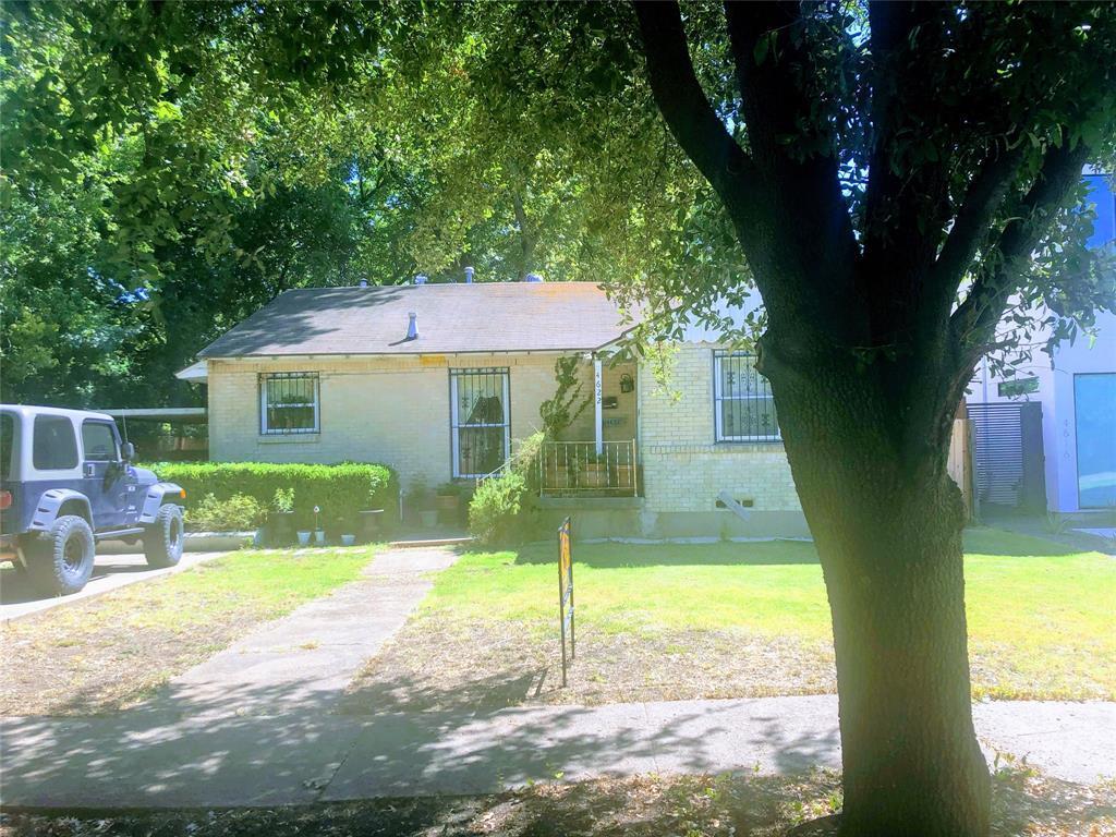 Active   4622 Coles Manor Place Dallas, Texas 75204 1