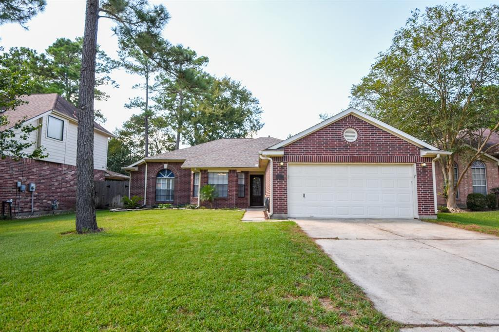 HOMES FOR SALE IN SPRING, TEXAS, LONDONDERRY , ONE STORY  | 25111 Shalford Drive Spring, TX 77389 1