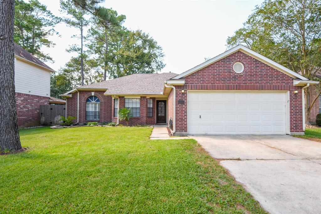 HOMES FOR SALE IN SPRING, TEXAS, LONDONDERRY , ONE STORY  | 25111 Shalford Drive Spring, TX 77389 2