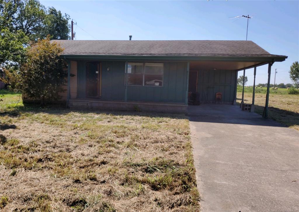 Active | 345 Locust Street Big Cabin, OK 74332 0