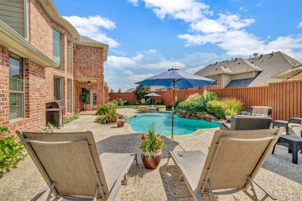 Homes for Sale in Murphy, Large homes with a pool | 524 Carrington Lane Murphy, Texas 75094 34