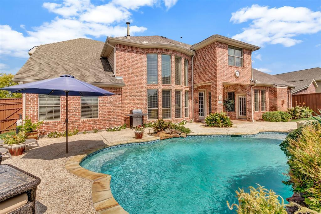 Homes for Sale in Murphy, Large homes with a pool | 524 Carrington Lane Murphy, Texas 75094 35