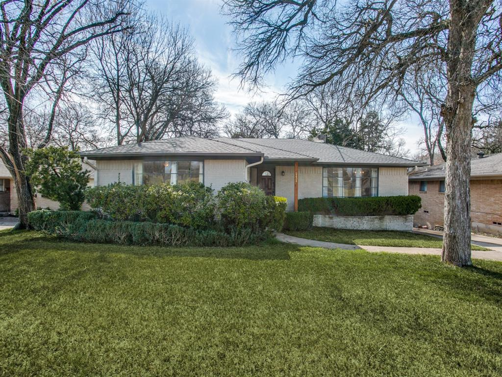 Sold Property | 2434 El Cerrito Drive Dallas, TX 75228 0