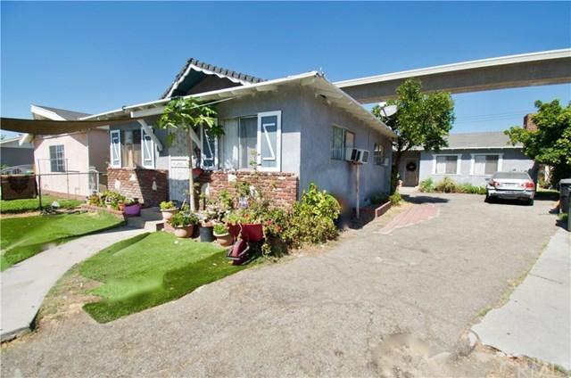 Duplex Investment in Baldwin Park | 12761 Valens Street Baldwin Park, CA 91706 12