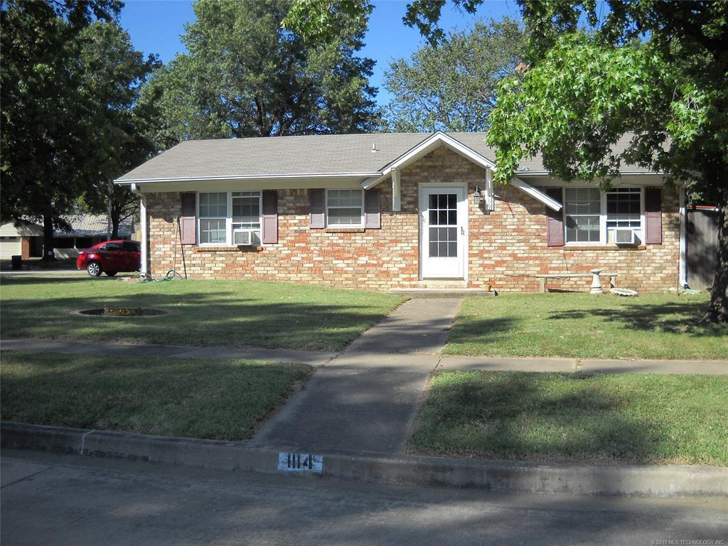 Off Market | 1114 W 16th Place Claremore, OK 74017 1