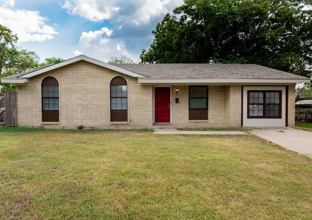 Sold Property | 2605 Laurel Street Grand Prairie, TX 75050 1