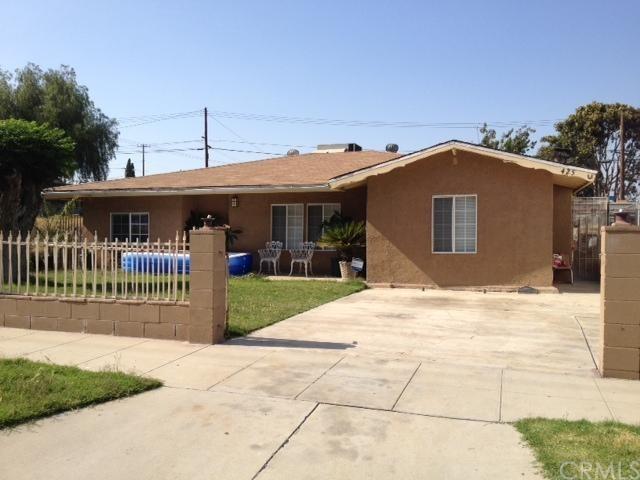 Closed | 425 W J Street Colton, CA 92324 0