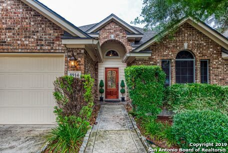 Active   8914 Saxon Forest  Helotes, TX 78023 1
