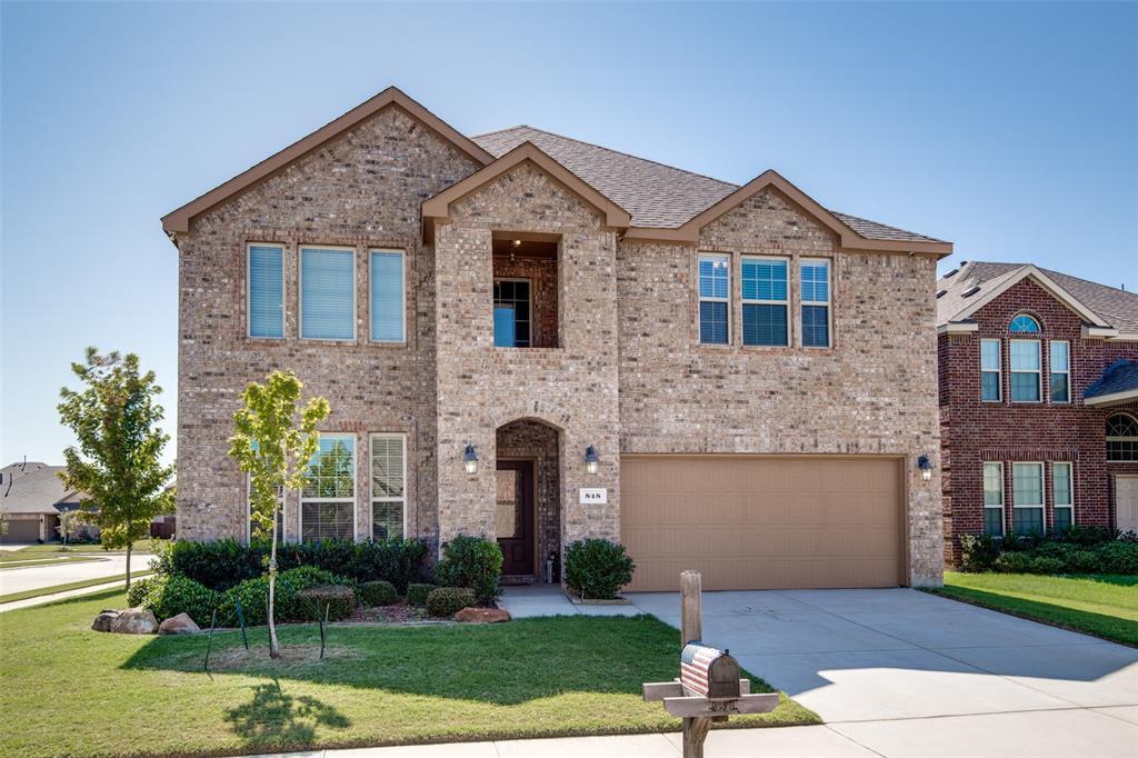 Active | 848 Lake Woodland Drive Little Elm, TX 75068 1