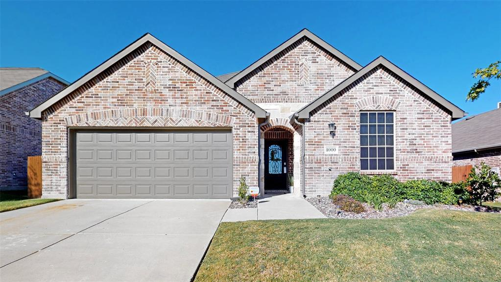 Active Option Contract | 1000 Freesia Drive Little Elm, TX 75068 2
