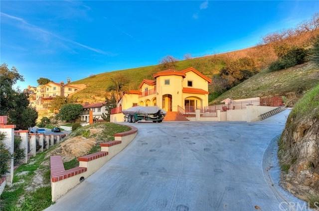Active | 16325 Rainbow Ridge  Road Chino Hills, CA 91709 4