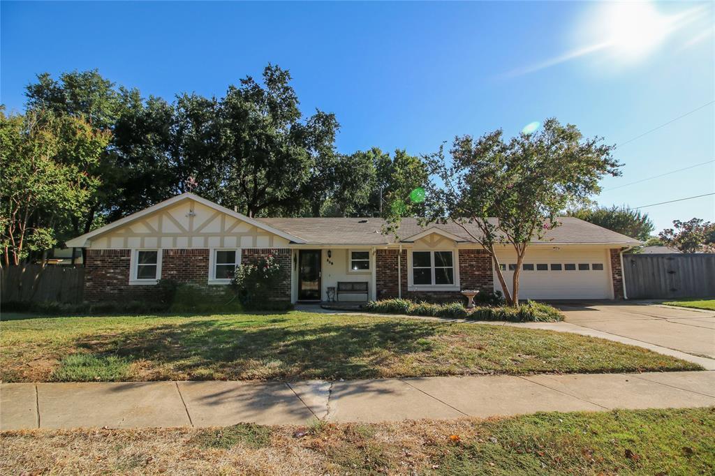 Sold Property | 650 Cherokee Trail Keller, TX 76248 1