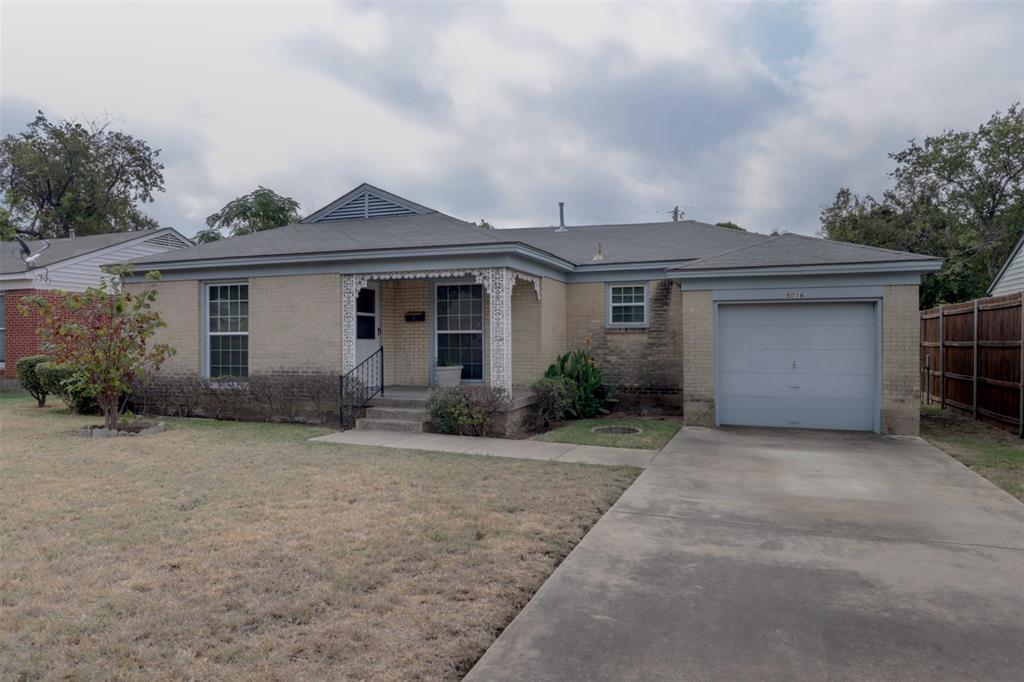 Sold Property   5016 Thrush Street Dallas, TX 75209 1