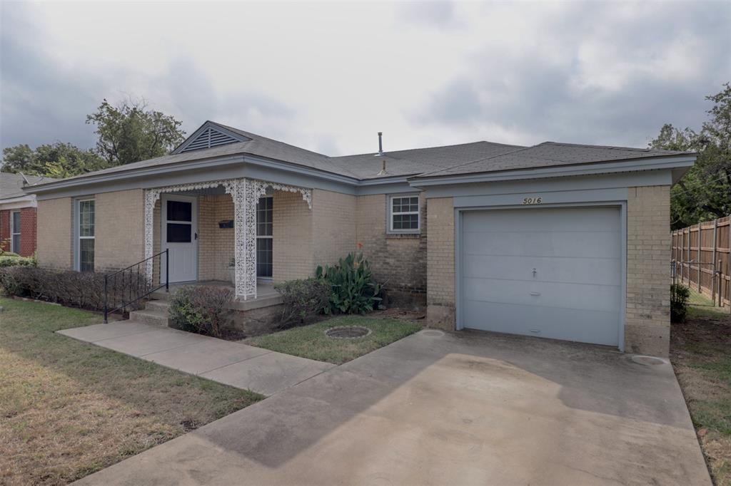 Sold Property   5016 Thrush Street Dallas, TX 75209 2
