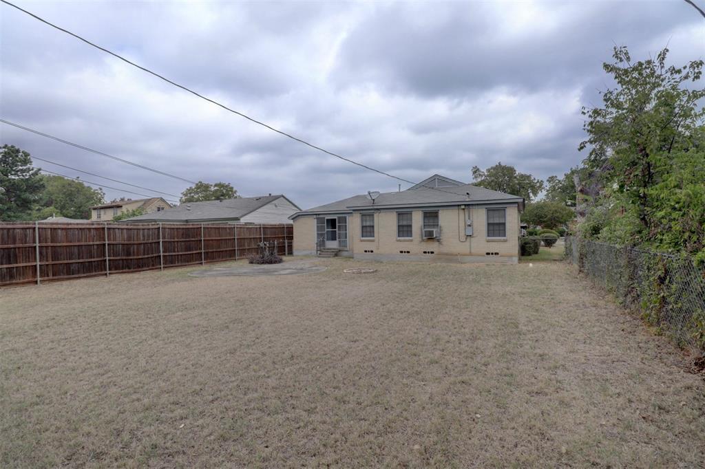 Sold Property   5016 Thrush Street Dallas, TX 75209 20