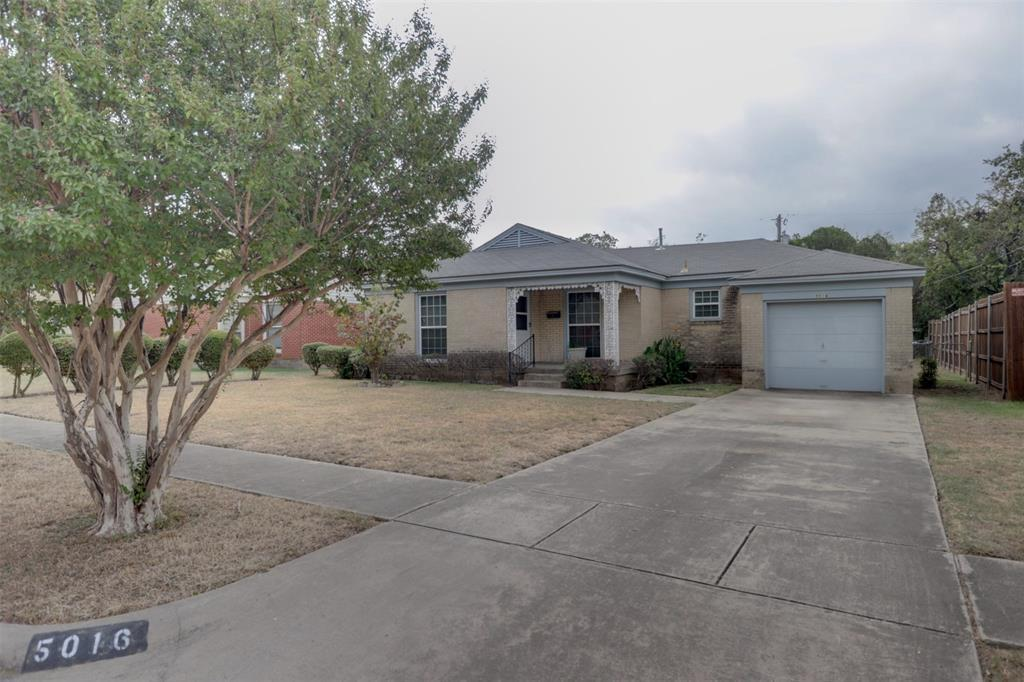 Sold Property   5016 Thrush Street Dallas, TX 75209 5