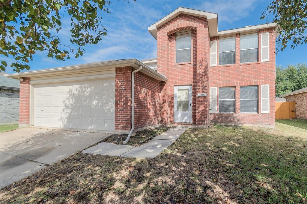 Property for Rent | 2309 Chestnut Drive Little Elm, TX 75068 1