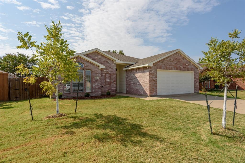Active Option Contract | 2012 Lake Pointe Drive Little Elm, TX 75068 1