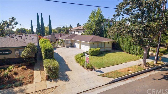 Active   2634 Morningside Street Pasadena, CA 91107 0