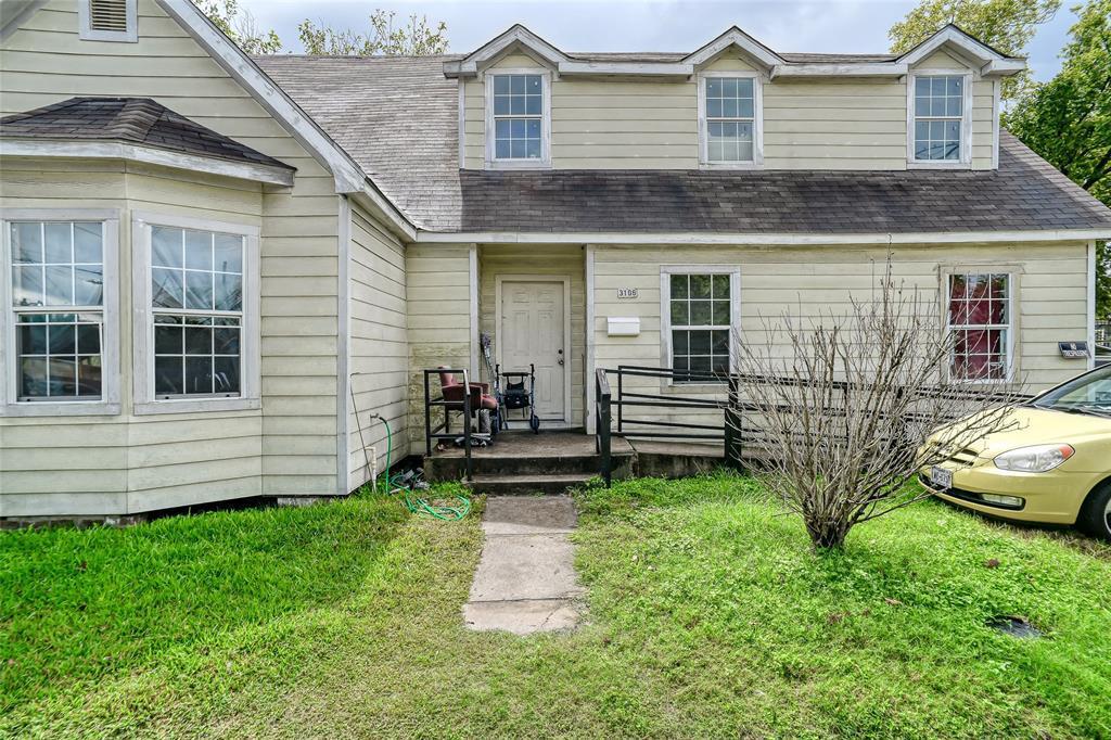 Active | 3106 Liberty Road #1 Houston, Texas 77026 1