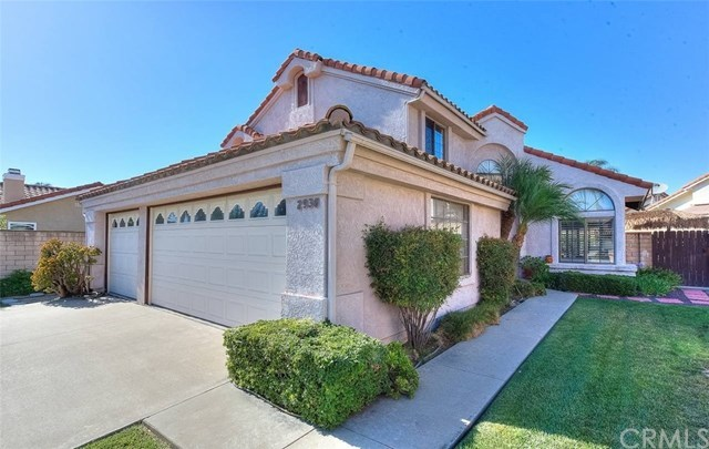 Active | 2936 Ridgecrest Circle Chino Hills, CA 91709 2