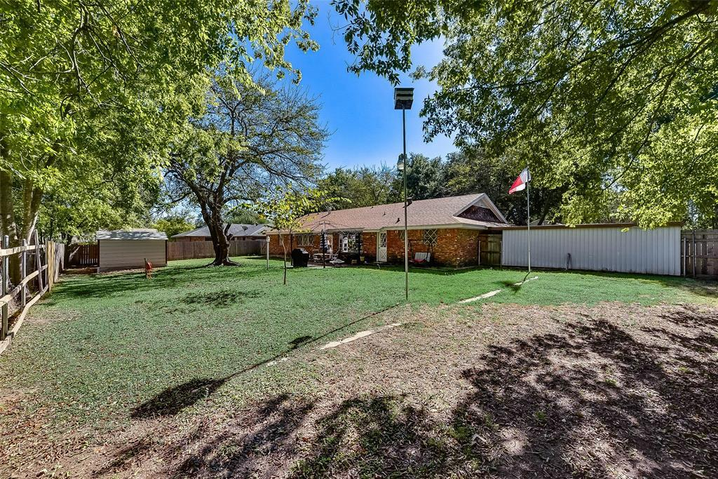 Sold Property | 304 W Goss Street Terrell, TX 75160 32