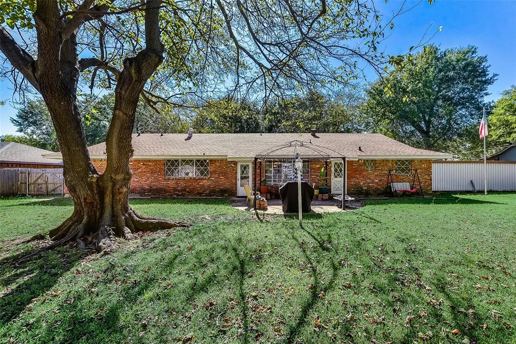 Sold Property | 304 W Goss Street Terrell, TX 75160 33