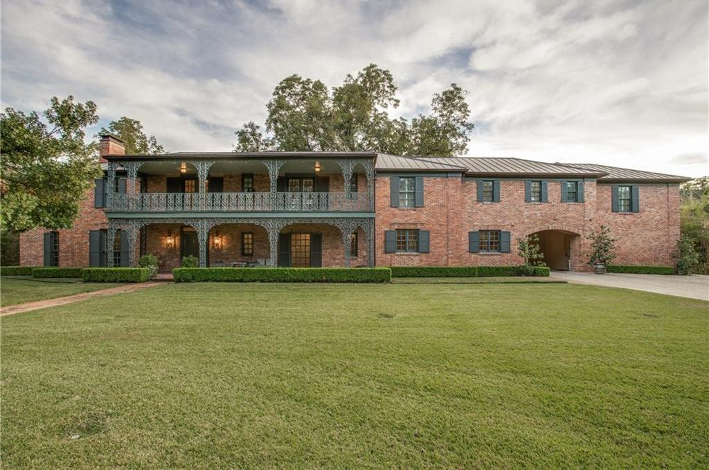 Active | 4009 Armstrong Avenue Highland Park, Texas 75205 5
