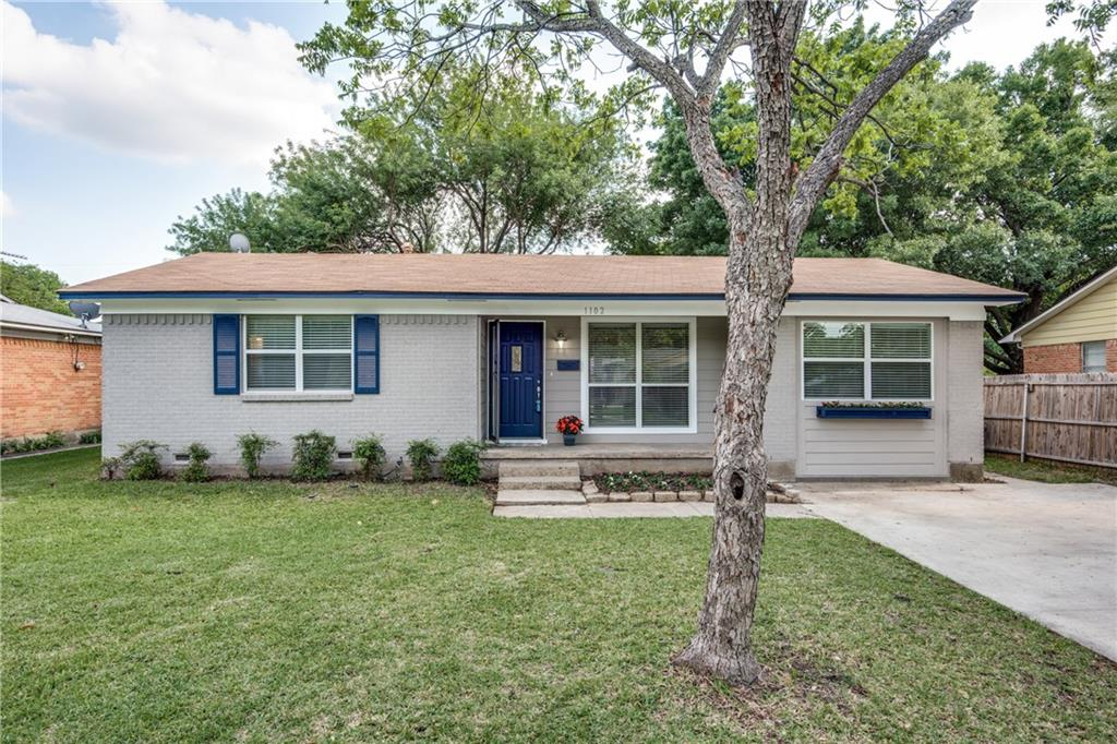 Housed Real Estate + Relocation  | 1102 Noble  Avenue Carrollton, TX 75006 2