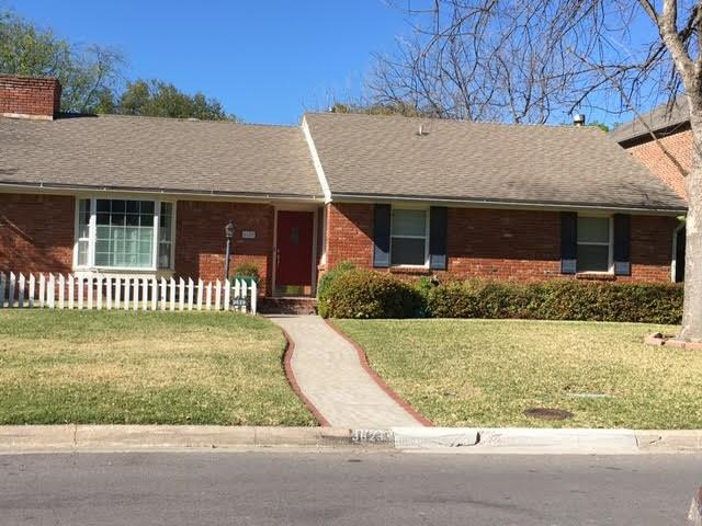 Sold Property | 3629 Norcross  Lane Dallas, TX 75229 0