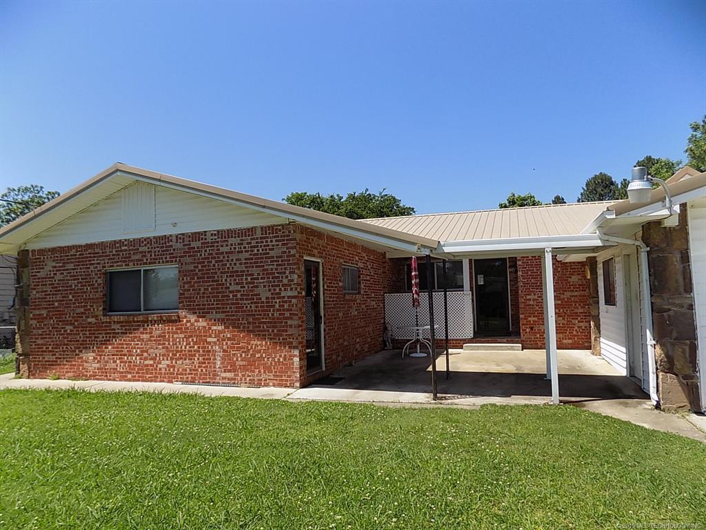 Property for Rent | 545 E Krebs Avenue McAlester, OK 74501 0