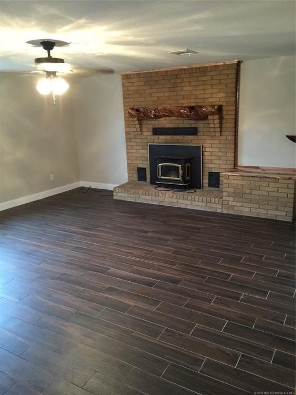 Property for Rent | 545 E Krebs Avenue McAlester, OK 74501 2