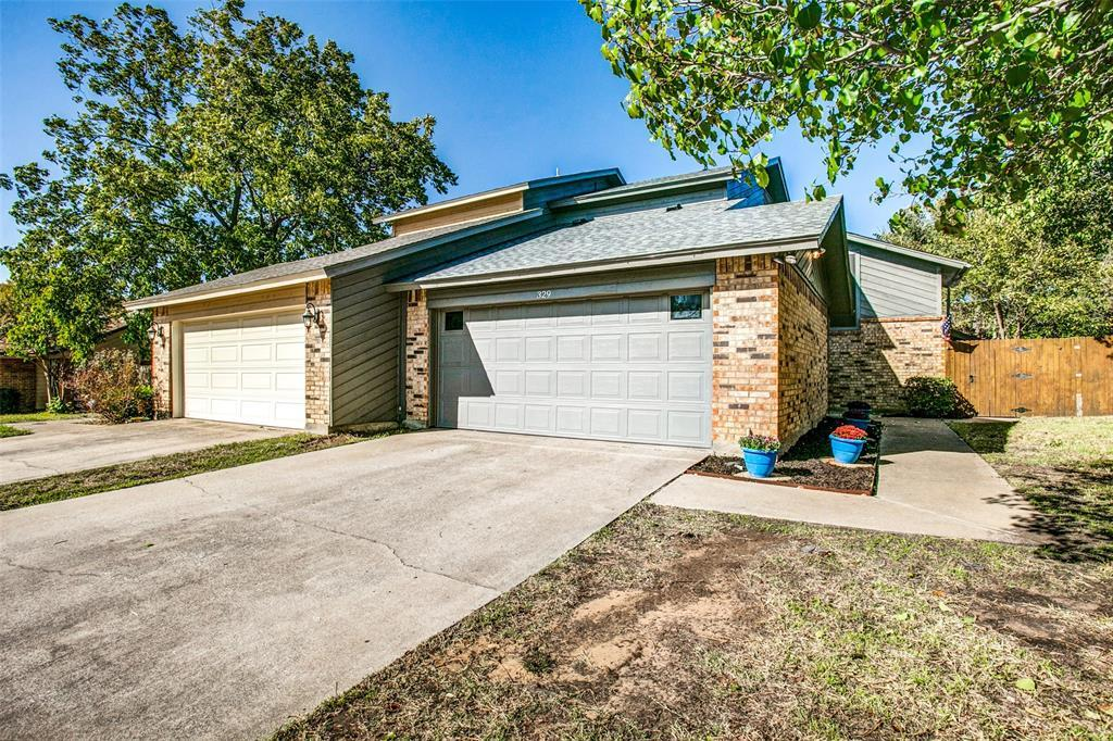 Sold Property | 329 Mountain View Court Bedford, Texas 76021 1
