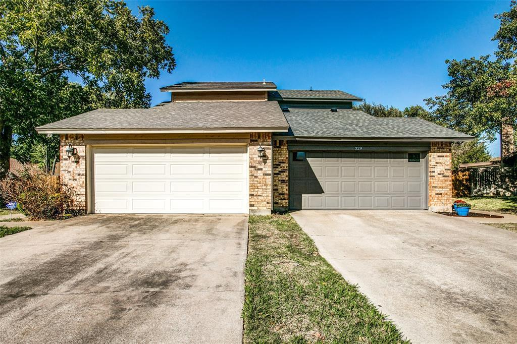 Sold Property | 329 Mountain View Court Bedford, Texas 76021 2