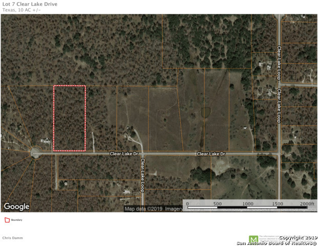 Active | LOT 7 Clear Lake Dr Poteet, TX 78065 5