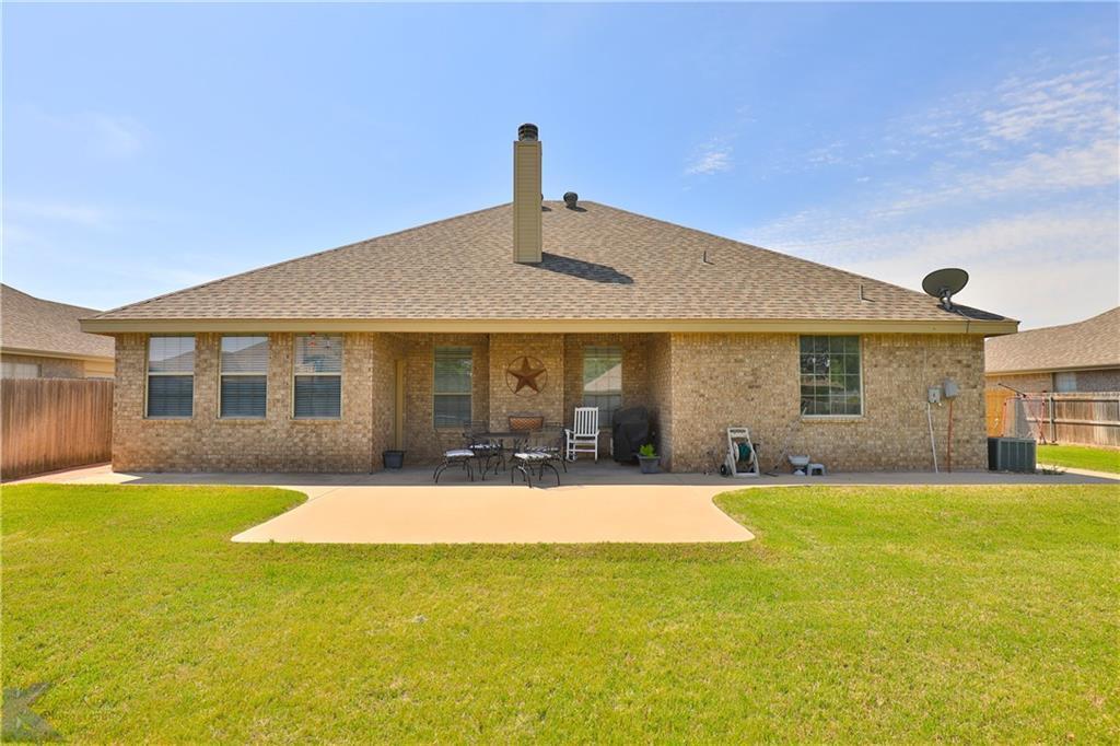 Homes for rent in Abilene Texas | 702 Lone Star Drive Abilene, TX 79602 29