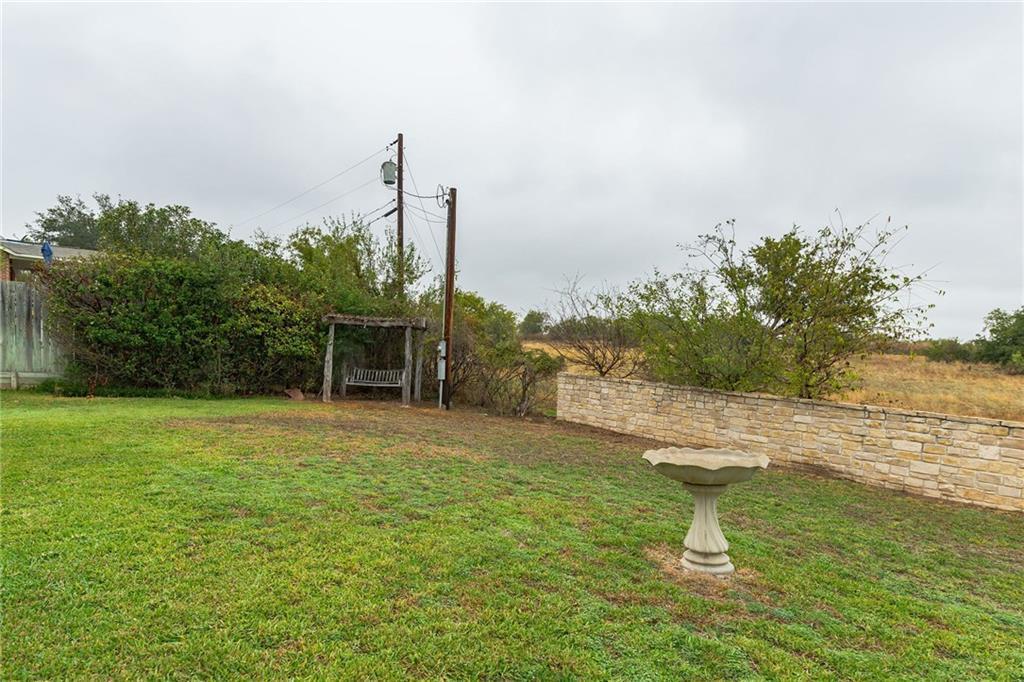Active   509 E Granite Street Llano, TX 78643 29