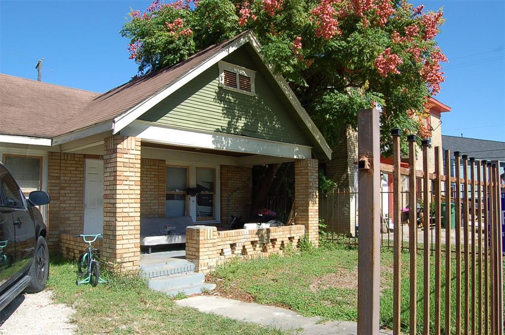 Active   4741 Pease Street Houston, Texas 77023 1