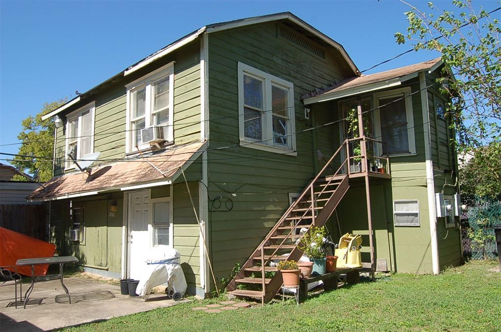 Active   4741 Pease Street Houston, Texas 77023 12