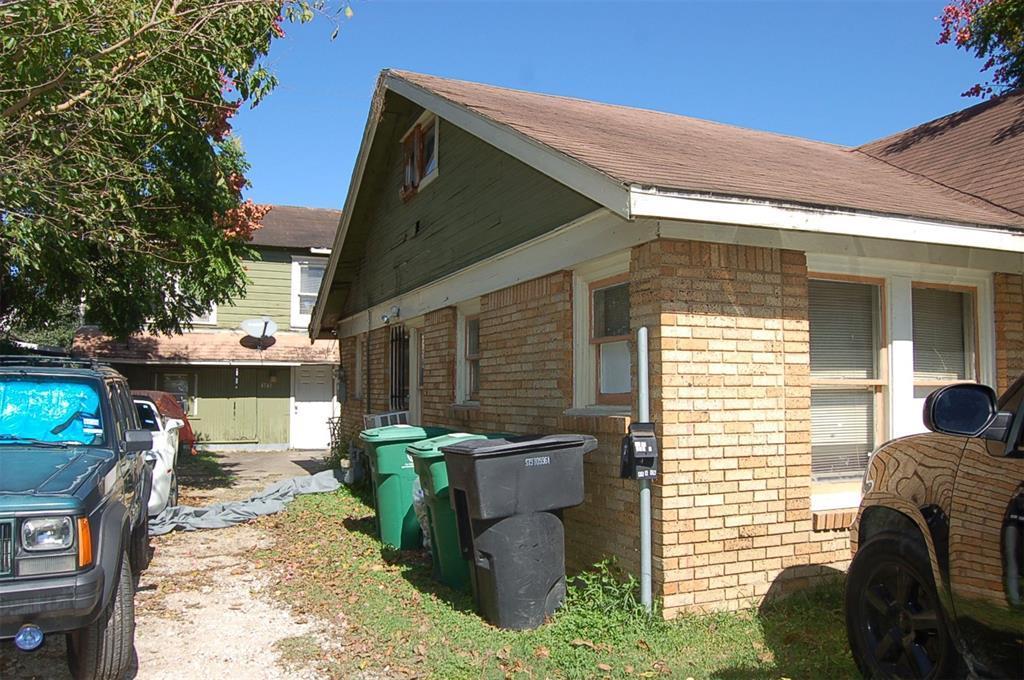 Active   4741 Pease Street Houston, Texas 77023 2