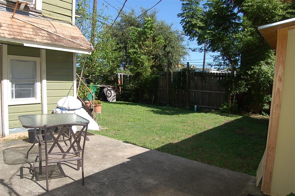 Active   4741 Pease Street Houston, Texas 77023 4